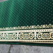 Royal tebriz hijau bintik
