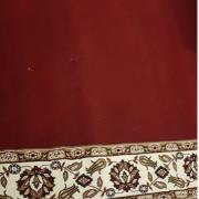 karpet masjid al shola merah